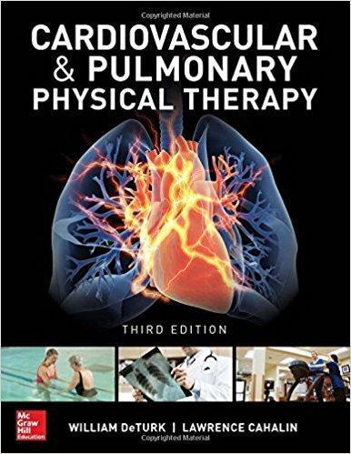 Cardiovascular and Pulmonary Physical Therapy 2018 - معاینه فیزیکی و شرح و حال
